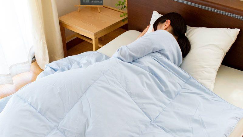むくみ解消と睡眠