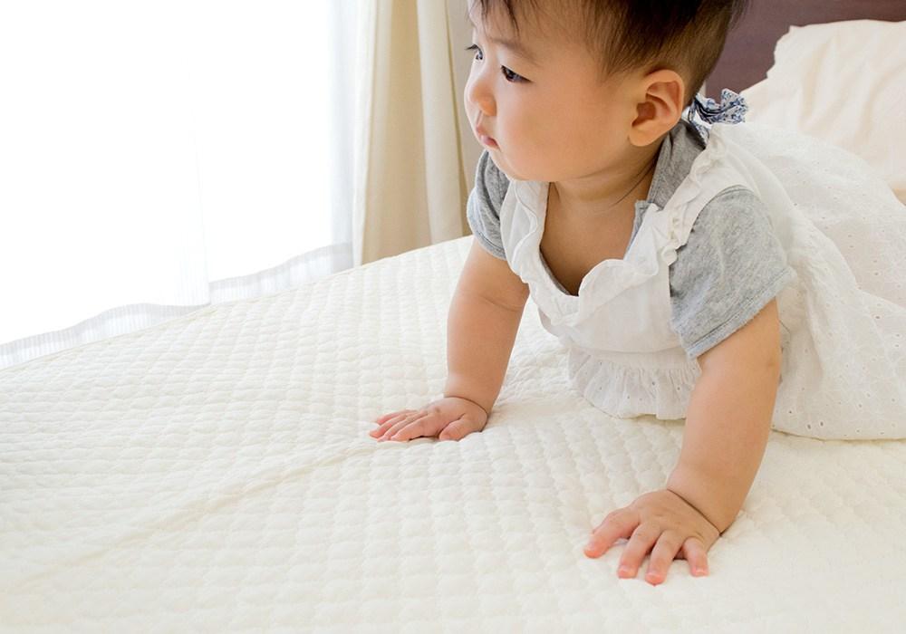 驚きの吸水性で夏もサラッと爽やか!西川の綿100%敷きパッド「ポコット」が凄い!